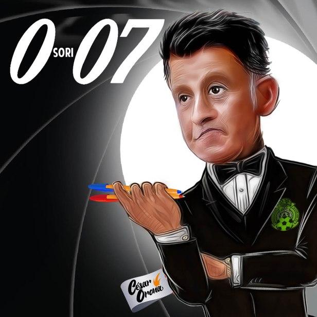 Cesar Orona 007
