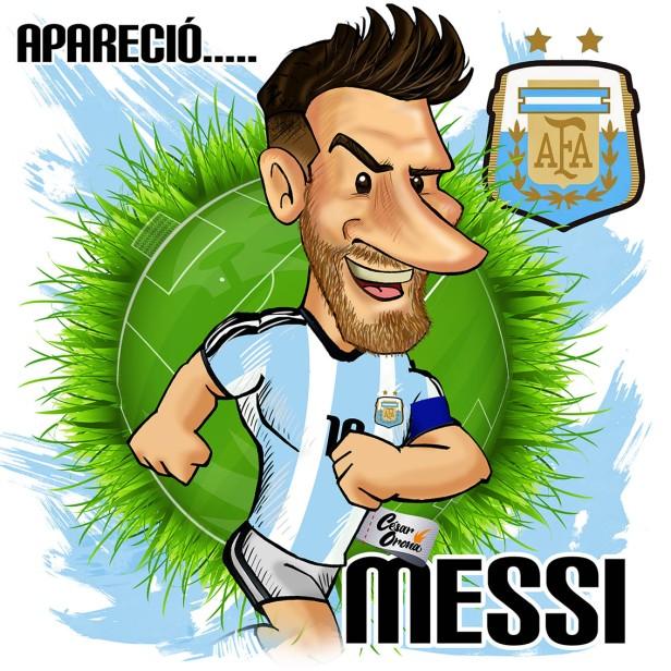 Cesar Orona Messi 2016 01