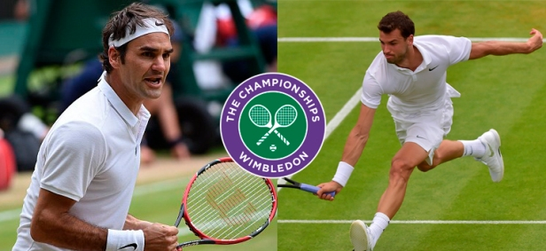 Federer - Dimitrov
